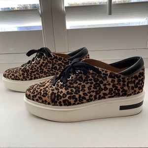 Linea Paolo animal platform sneakers